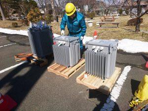 高圧受電設備(キュービクル)改修