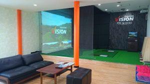 花巻市 屋内ゴルフ練習場新築整備工事