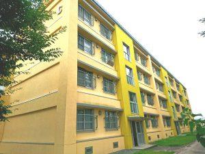 花巻市 市営住宅リフレッシュ電気設備工事